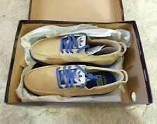 Adidas Originals x Ransom Bluff Lo FDT UK 7.5 Light Brown/Blue Colour Rare