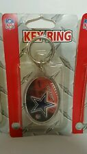 Lot 4 Pieces Dallas Cowboys 2 Sided Acrylic Key Chains New Bryant Witten Romo