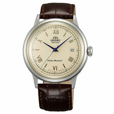 Orient AC00009N Men's Bambino 2 Beige Dial Automatic Watch