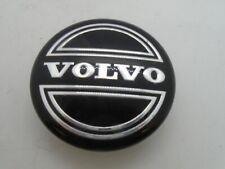 centercaps - Volvo V90 S40 S60 S80 XC60 Black Wheel Center Hubcap Hub Cover Cap