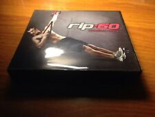 Rip 60 Workout Dvd 12 Discs - Fast Shipping Discs Look Excellent!
