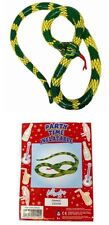 Inflatable Snake 230cm decoration for Hawaiian, Jungle themed parties and more