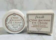2 x Fresh Creme Ancienne Eye Cream Ultimate Ageless Treatment .1oz /3g*2