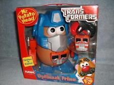 Optimash Optimus Prime Mr. Potato Head Transformers Playskool Hasbro 2006 New