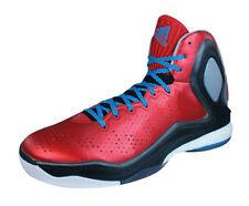 Scarpe da uomo rossi marca adidas stringhe
