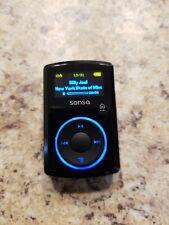 SanDisk Sansa Clip Black (4 GB) Digital Media Player