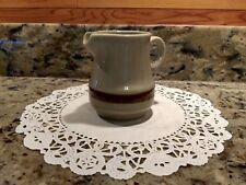 "Small Vintage Shimo Stone ""Marguerita"" Ceramic Creamer/Pitcher Made In Japan"