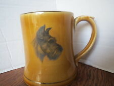 WADE Beer Mug SCOTTISH TERRIER Portrait SCOTTIE 16 Ounce MINT