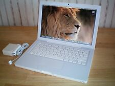 Apple Macbook Late 2007 A1181 2.16GHz 120GB 2GB OS X 10.7 Lion Office iLife
