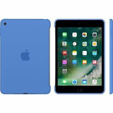 100% Genuine Originale Apple Cover custodia per iPad RETRO in SILICONE 4 MINI BLU