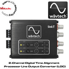 WavTech LinkT - 2 Channel Line Driver or Line Output Converter (LOC) Factory OEM