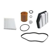 Lexus IS250 IS350 2010-2012 Filters Serpentine Belt Top Quality Tune Up Kit