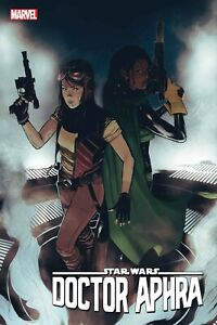 STAR WARS DOCTOR APHRA #7 Main Cover | 1st Appearance Wen Delphis