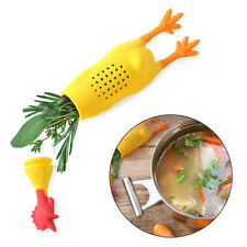 Crock Coq Chicken Herb Infuser Food Grade Silicone Genuine Mom S Hand