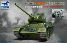 Bronco MB32001 - 1/32 Soviet T-34/85 Medium Serbatoio - Nuovo