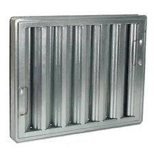 Grease Filter Baffle 20 X 25 Exhaust Hood Chg Galvanized New 31105