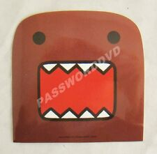 Domo Kun Book Album Car Fridge Sticker Decal Licensed Hot Properties New