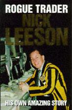 Rogue Trader, Nick Leeson, Used; Good Book