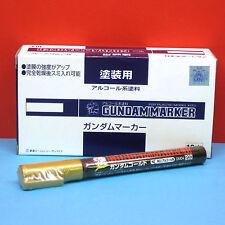 Mr.Hobby Gunze Gundam Marker Pen Painter GM04 Golden Gold Paint Color For Gunpla