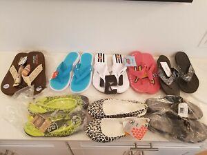 U- pick!! WOMEN's Size 10 Sandals NO BOX / New / Never Worn FREE SHIPPING $19.95