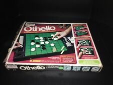Vintage 1975 Othello Game Disc Compartments w/ Covers Original Box Gabriel