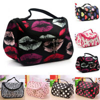 Women Large Travel Organizer Toiletry Cosmetic Makeup Bag Holder Case Wash Pouch