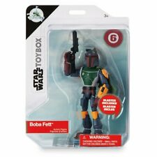 "Star Wars Toybox Boba Fett  5"" Action figure"