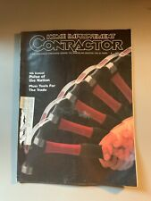 Home Improvement Contractor Magazine July 1981 Tools For the Trade