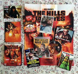 The Hills Have Eyes (1977) - Arrow Video Limited Edition - Wes Craven