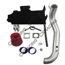 CXRacing COLD AIR INTAKE PIPE KIT For 97-06 JEEP WRANGLER TJ 4.0L 6CYL