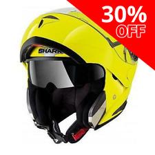 Shark Openline Prime YKM Flip Up Motorcycle Helmet Size Medium *SAVE 30%*