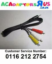 AV Audio Visual Out Cable Lead for Panasonic NV-GS60 Mini DV Camcorder