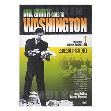 Mr. Smith Goes To Washington (1939) DVD - Frank Capra (*New *Sealed *All Region)