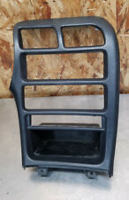93-97 Ford Probe Radio Climate Control Trim Dash Vent Panel Bezel Black SURROUND