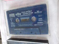 Sesamstrasse: Ernie und Bert machen Ferien, eine Audio Cassette