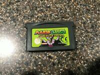 Mario and Luigi Superstar Saga *Nintendo Gameboy Advance* Cart Only