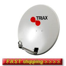 110cm TRIAX Satellite Dish - Non rust - Sky, Astra, Hotbird, Hellas,Badr,Arabsat