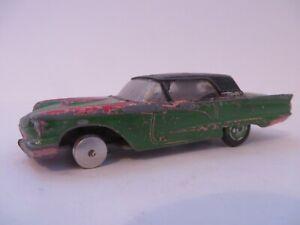 Corgi Toys No.214 Ford Thunderbird Diecast Vintage England