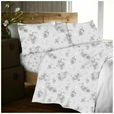 Fitted Sheet Flowers Bedding Sets & Duvet Covers
