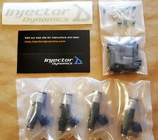 SALE Injector Dynamics ID1000CC Subaru STi WRX EJ255 EJ257 TOP FEED w/ Connector