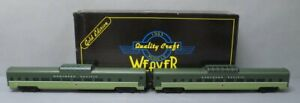 Weaver G1605-S Northern Pacific 2-Dome Add-On Set LN/Box