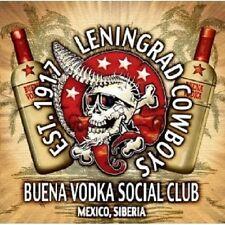 """LENINGRAD COWBOYS """"BUENA VODKA SOCIAL CLUB(LTD.)""""CD NEU"""