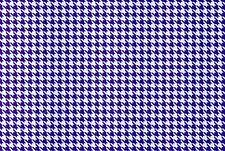 6 x A4 Purple silver gloss hounds tooth  card making paper crafts printed