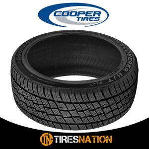 (1) New Cooper Discoverer H/T Plus 275/60R20XL 119T Tires
