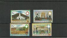 ASCENSION ISLAND-SG550-553-CHRISTMAS 1990-MNH