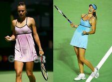 Nwt Nike New PRETTY Sharapova Women Tennis Dress Bra Small S pleat skirt