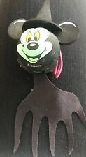 Disneyland Resort Halloween Witch Minnie Mouse Cape Hair Hat Car antenna topper