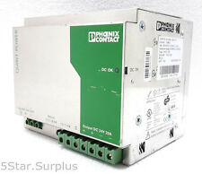 PHEONIX CONTACT QUINTPS100240AC24DC20 POWER SUPPLY 2938620