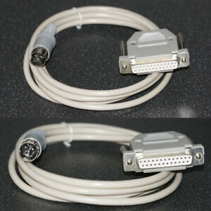 BBC MIcro / Master to Wimodem232 lead / cable, 5-pin DIN to DB25 RS232 serial F