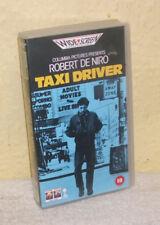 Taxi Driver - Widescreen VHS - Robert De Niro, Jodie Foster, Martin Scorsese